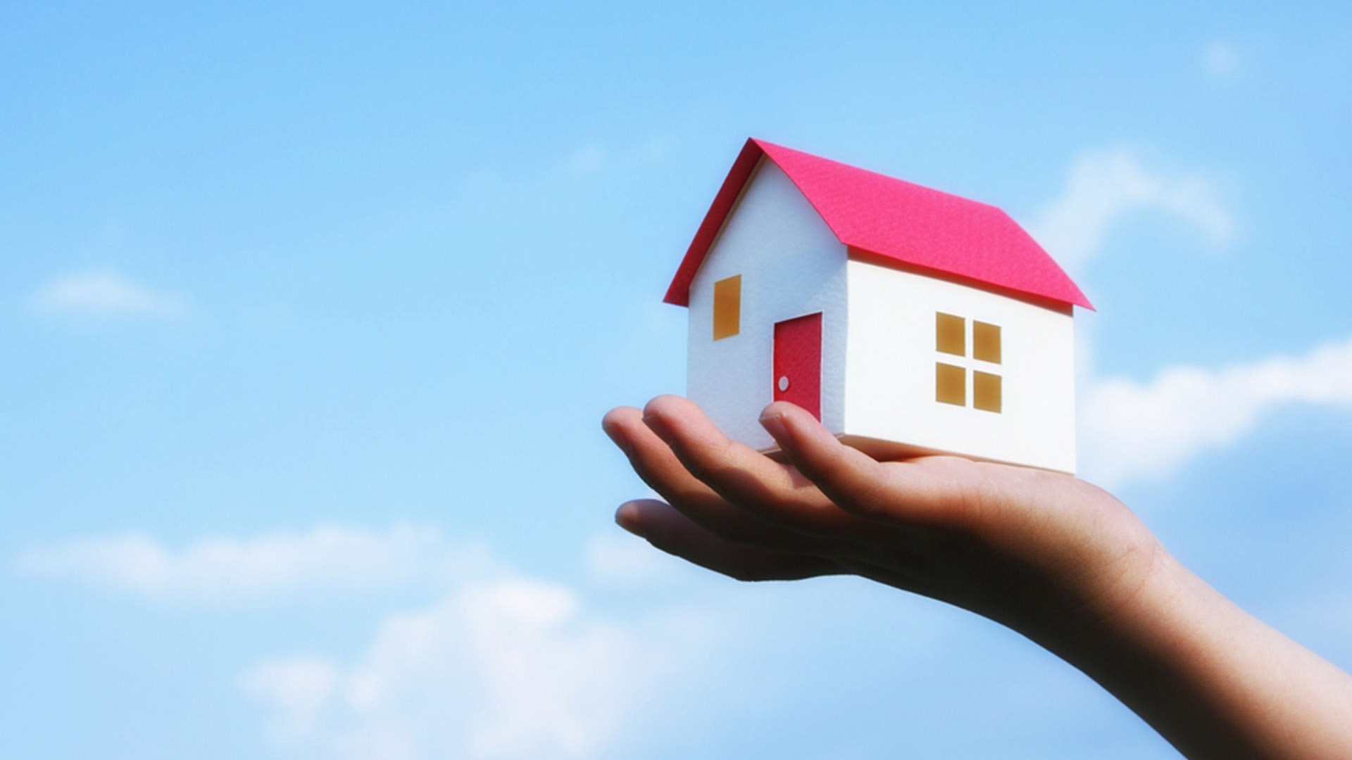 Dream house with affordable housing finance