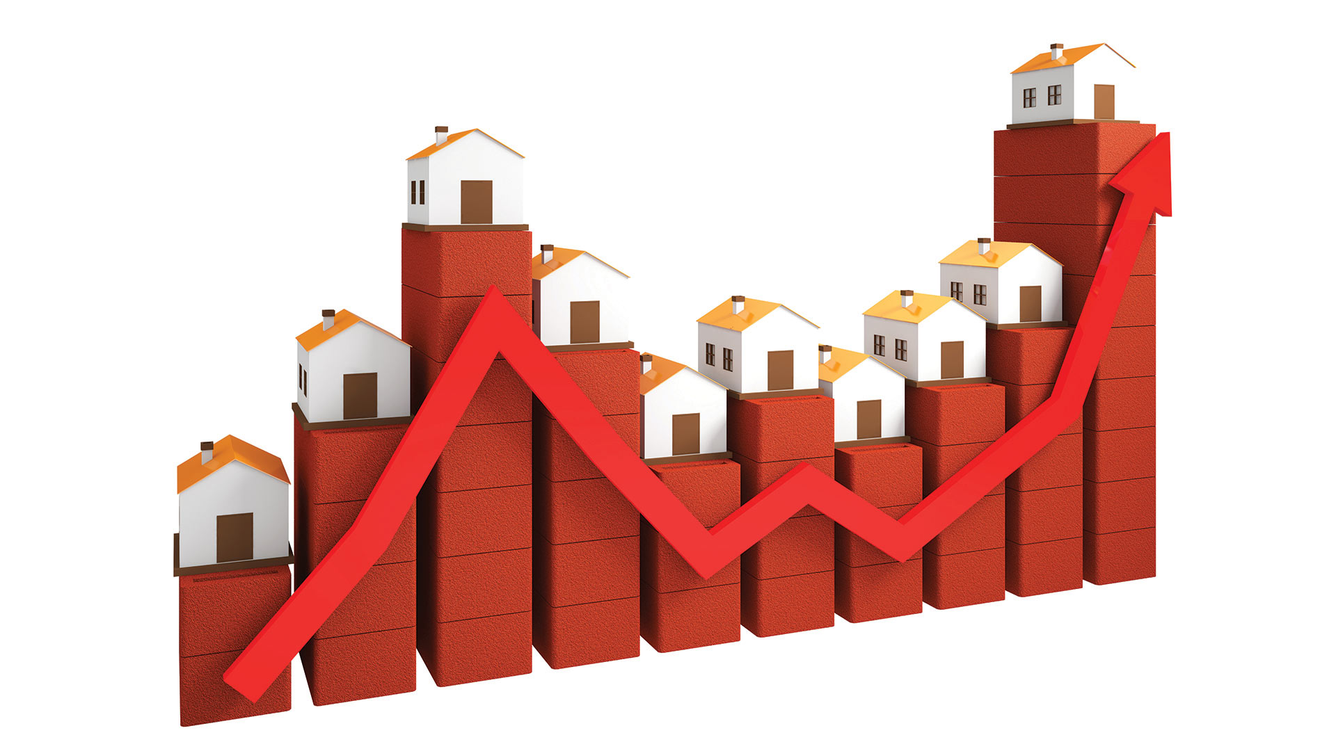 All Signs Point To A Strong 2017 Real Estate Markets