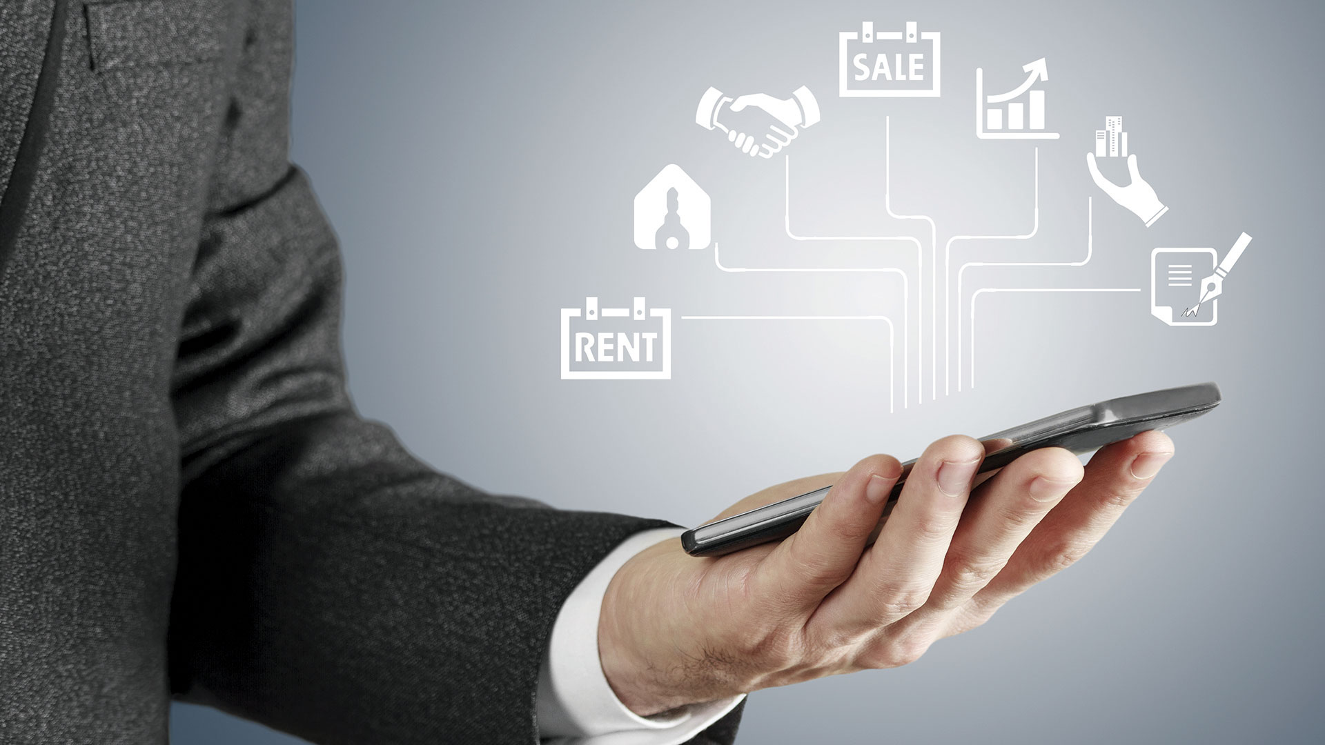 Technology will accelerate online property purchase in 2017.