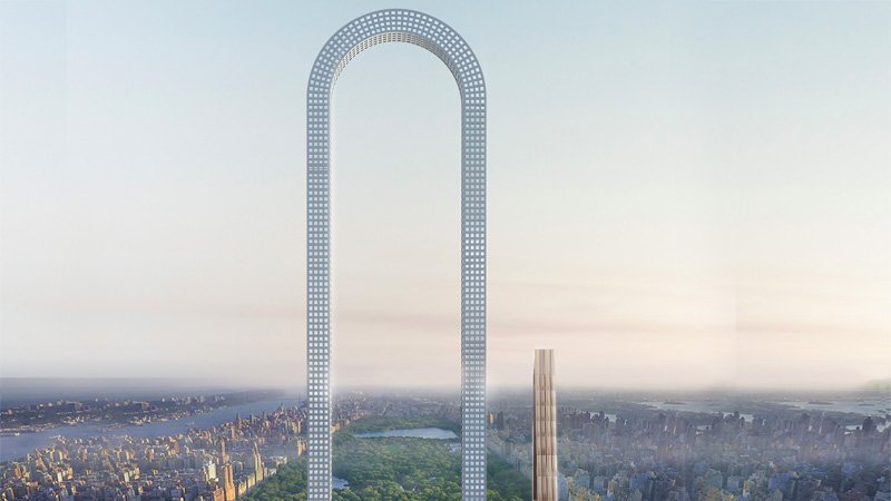 New York Might Get A Spectacular 'U-Shaped' Building And It's Beyond Our Wildest Imagination