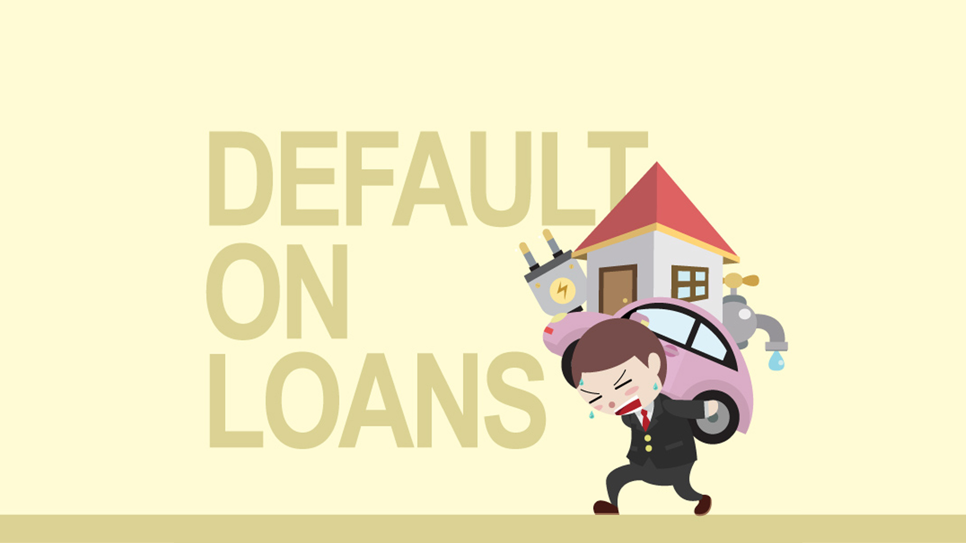 Choices That You Have When You Default Your Home Loan EMI.