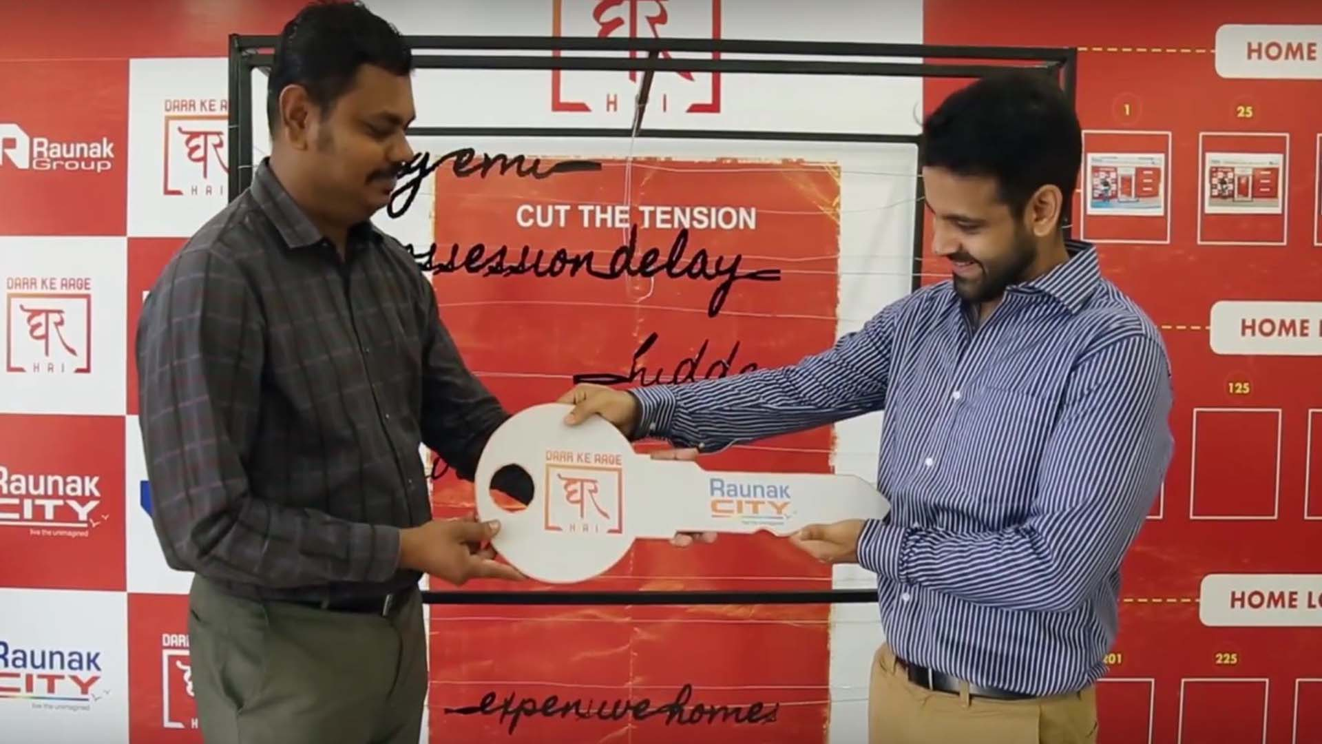 Raunak Group: Helps a Homebuyers to find his dream home