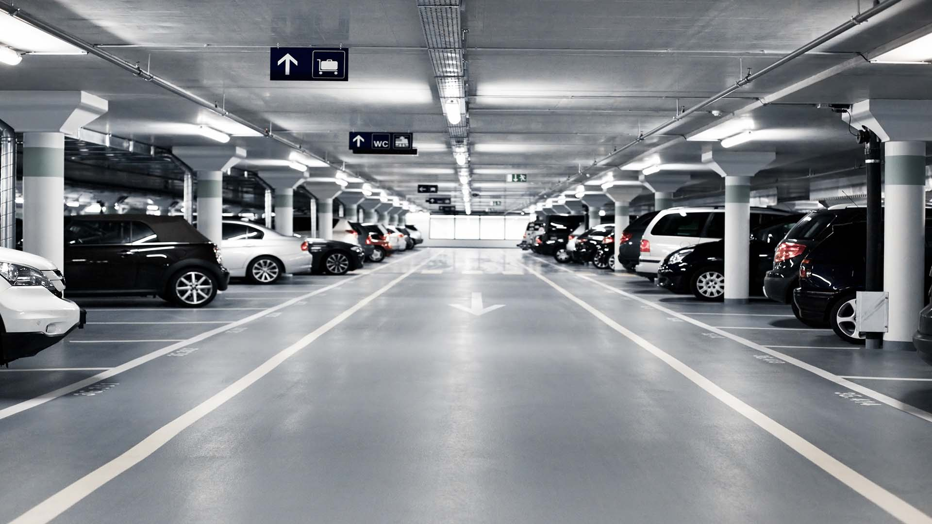 Creating Smart Parking Space With The Help Of Technology