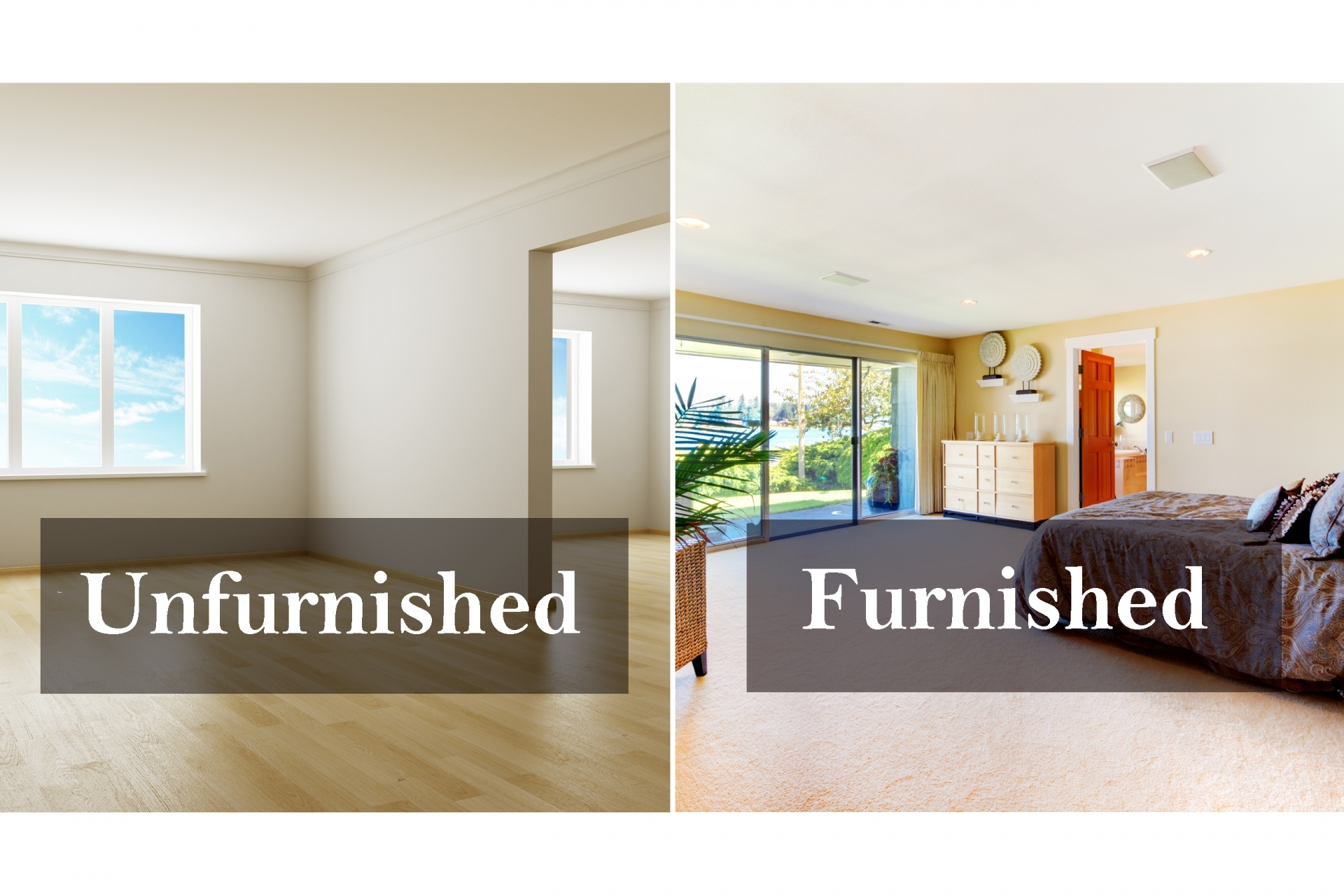 Difference between semi furnished furnished fully for Furnished apartments