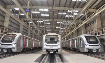 Mumbai Metro-III Tunnel Work Set To Start Soon