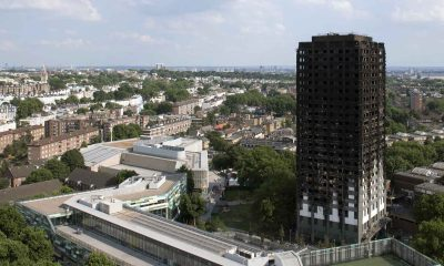 London fire survivors to get accommodations in a luxurious complex