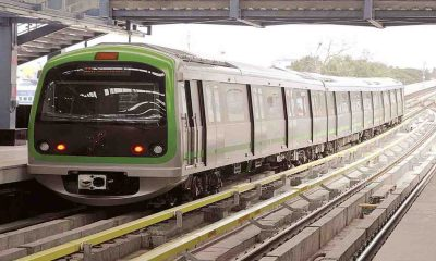 Bengaluru's Metro Green Line Set To Boost Its Realty Sector