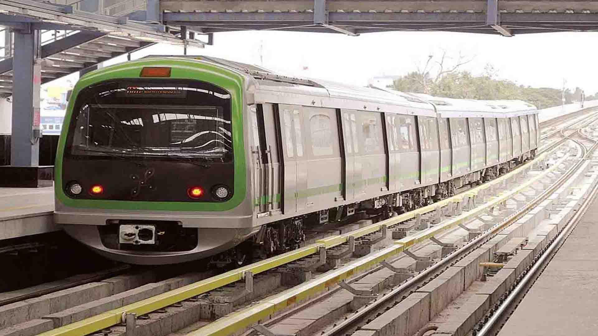 bengaluru's metro green line