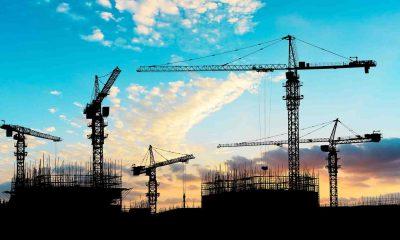 under construction project