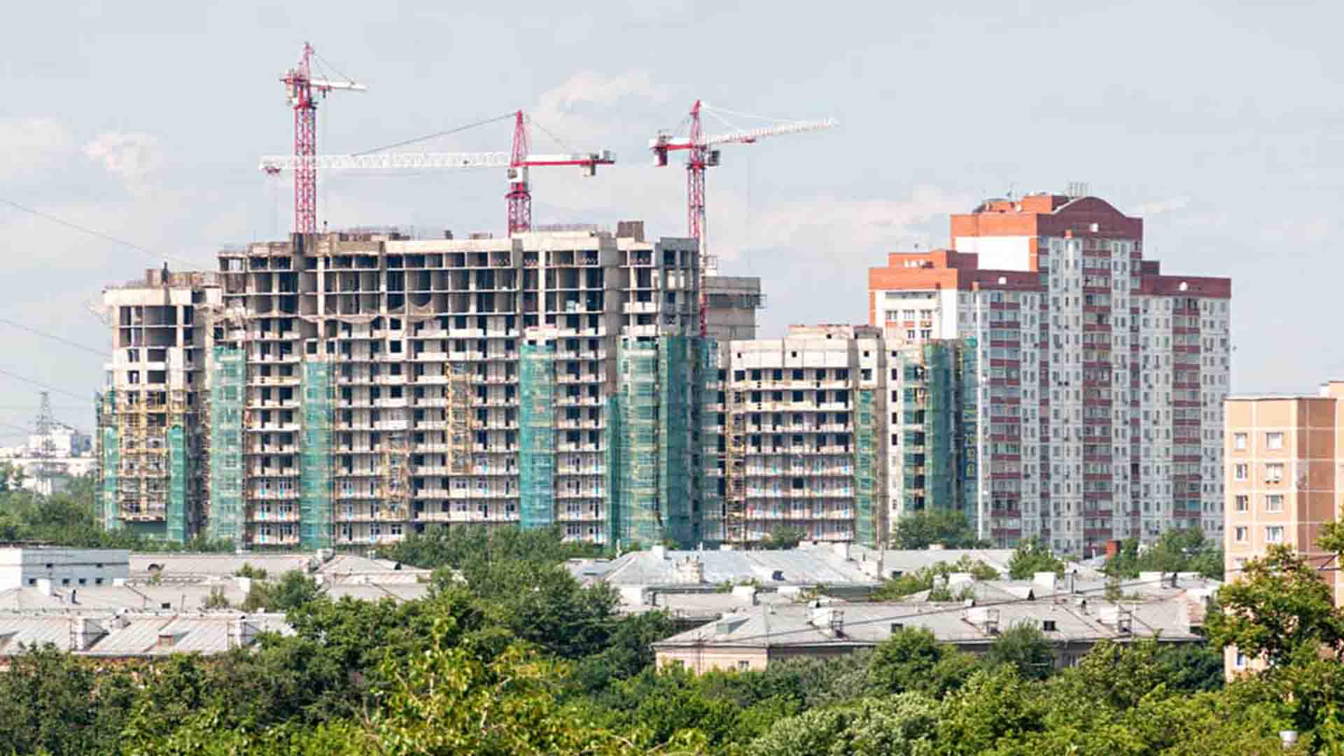 rera to ensure completion of realty projects