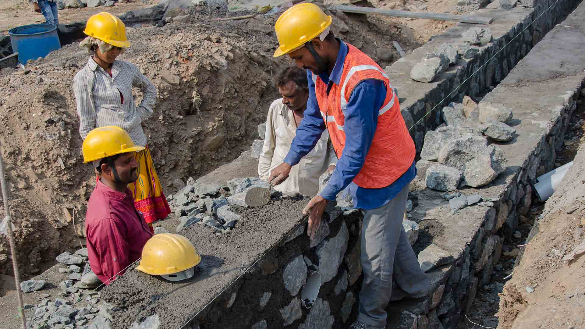 2.5 lakh homes planned for construction workers in Maharashtra