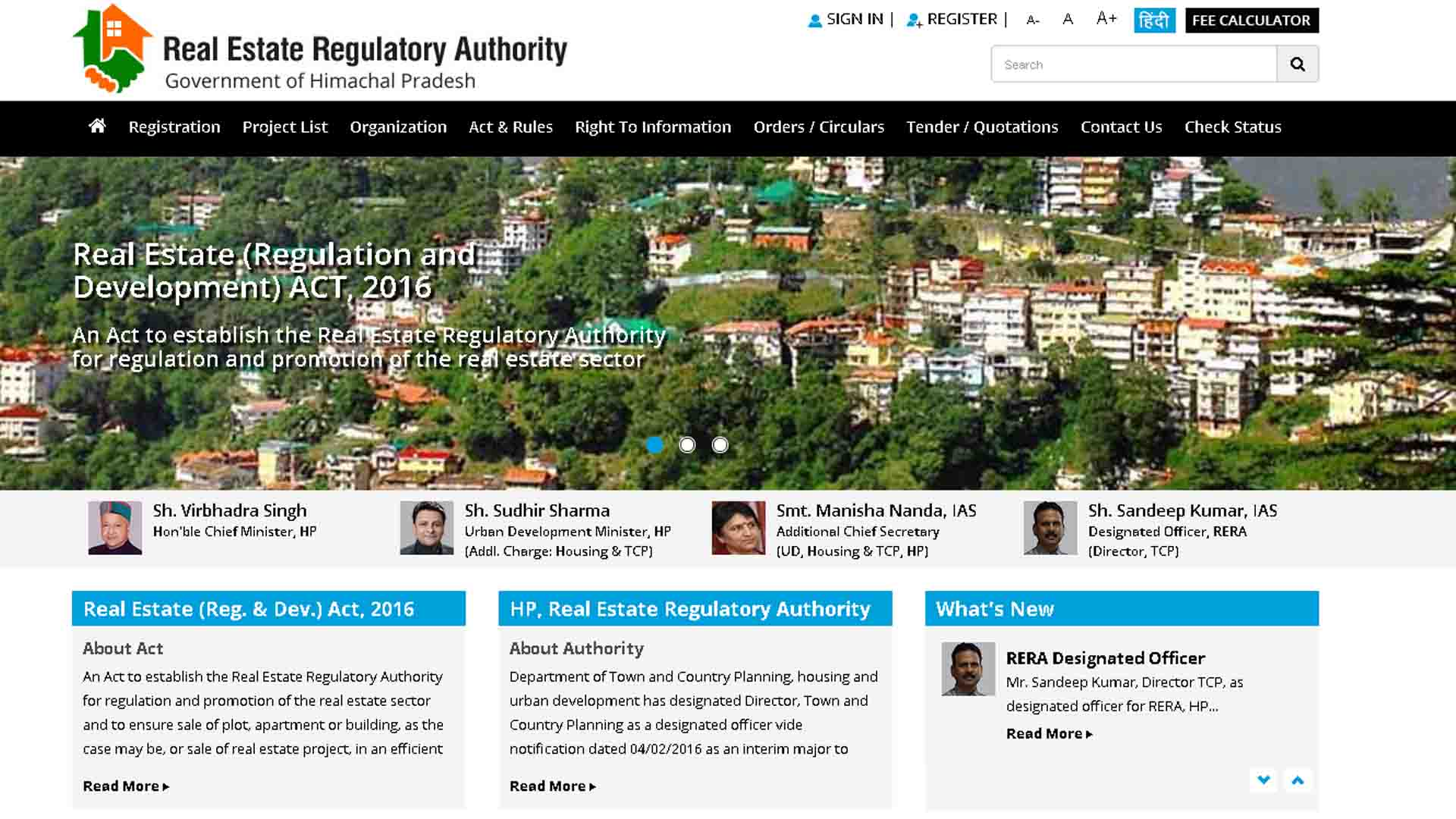 HP RERA Act Makes Registration Of Builders Compulsory