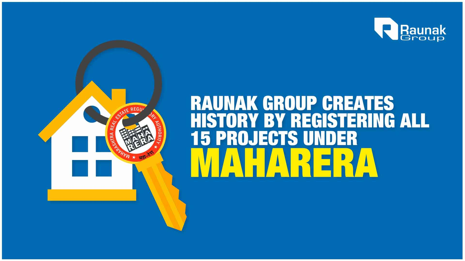 raunak group maharera