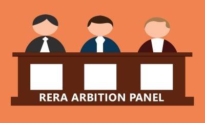 rera arbition panel