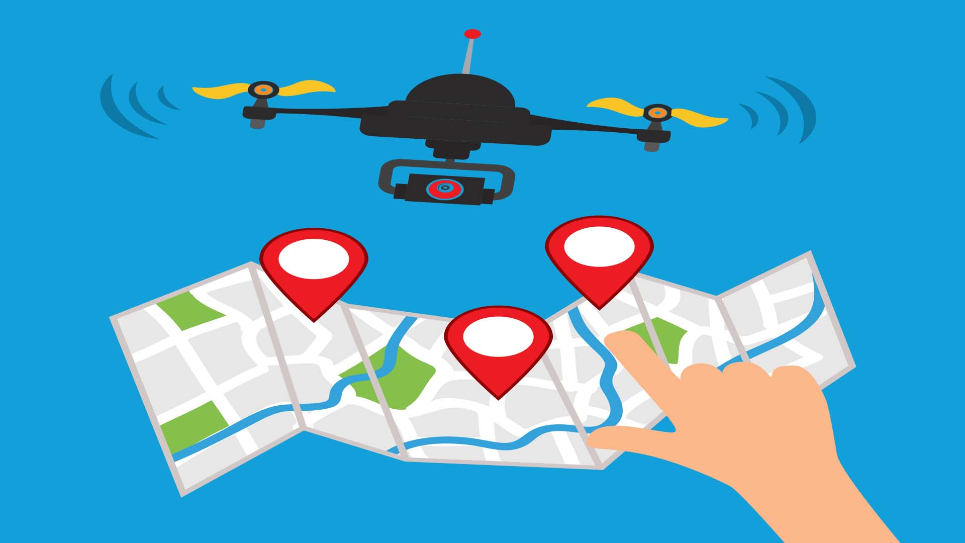 chennai corporation to start drone-mapping and amenities