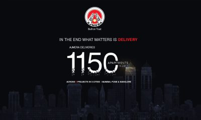 INIT Makes The Difference To The Ajmera 1150 Home Delivery