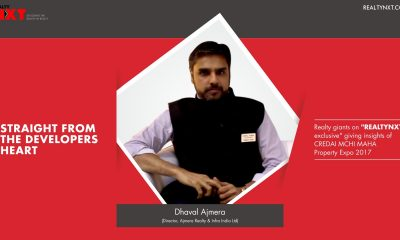 Realty Nxt Interviews, Mr. Dhaval Ajmera, Director Ajmera Realty at CREDAI MCHI