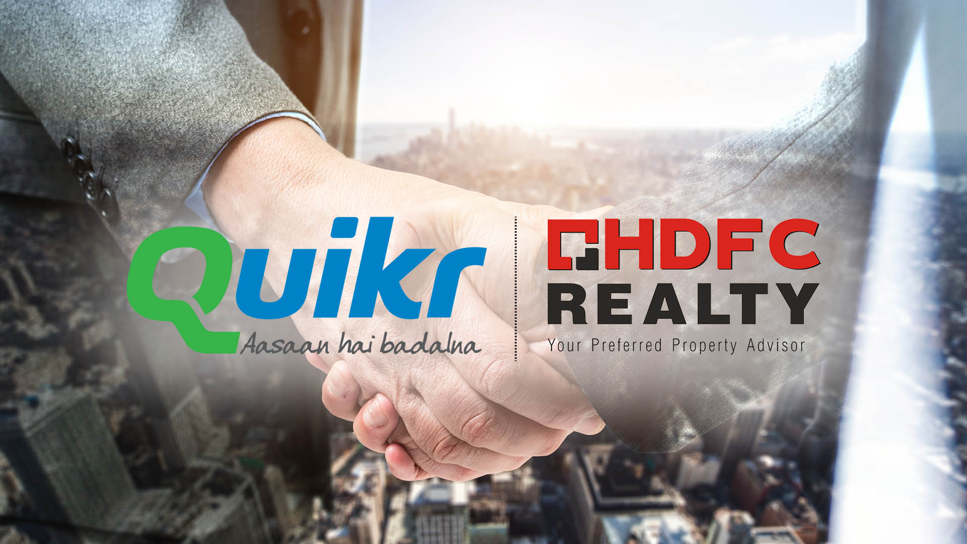 HDFC and Quikr Make A Deal