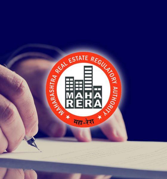 Property Brokers Gets Alert - MahaRERA