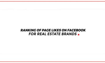 Top 10 Real Estate Brands on Social Media 2017