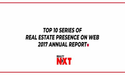 Top 10 Real Estate Brands Presence on the Web 2017