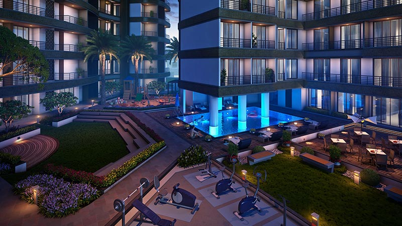 Tulsi Signature Amenities