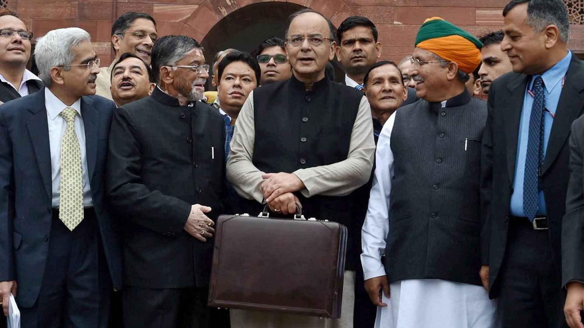 Arun Jaitley Union Budget 2018