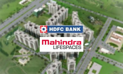 HDFC Capital And Mahindra Lifespaces Launch Their First Affordable Housing Project
