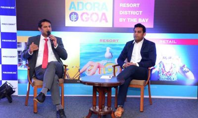 Puravankara Ltd. Enters Goa With Adora De Goa