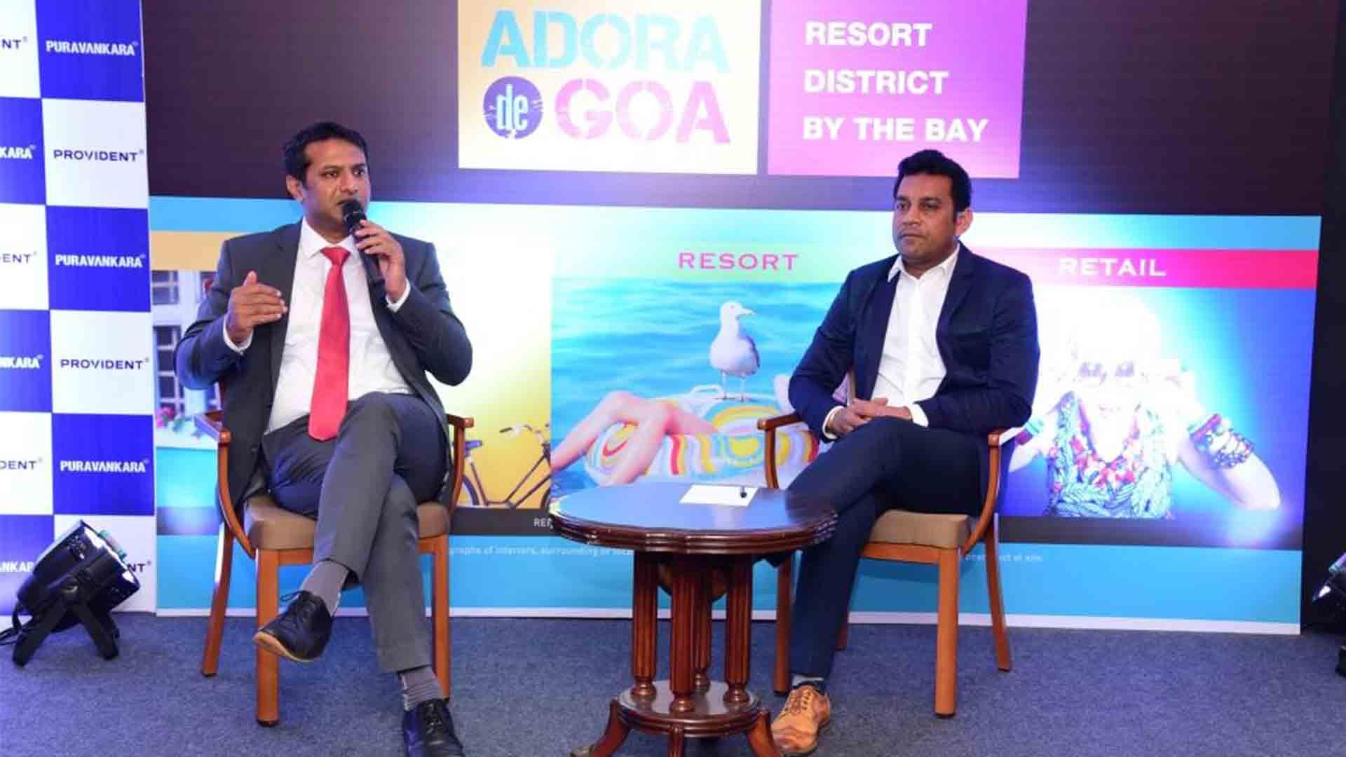 Puravankara Ltd. Enters Goa With Adora De Goa