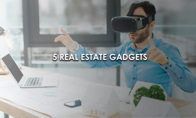 5 Real Estate Gadgets