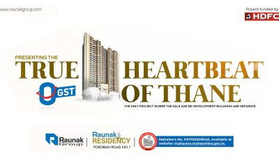 Raunak Residency Launched On Akshaya Tritiya