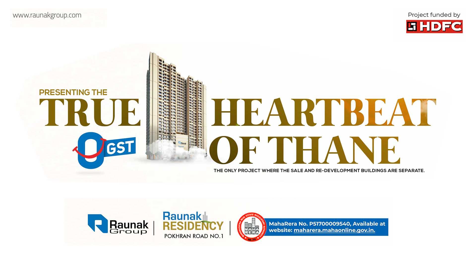 Raunak Residency Launched On Akshaya Tritiya