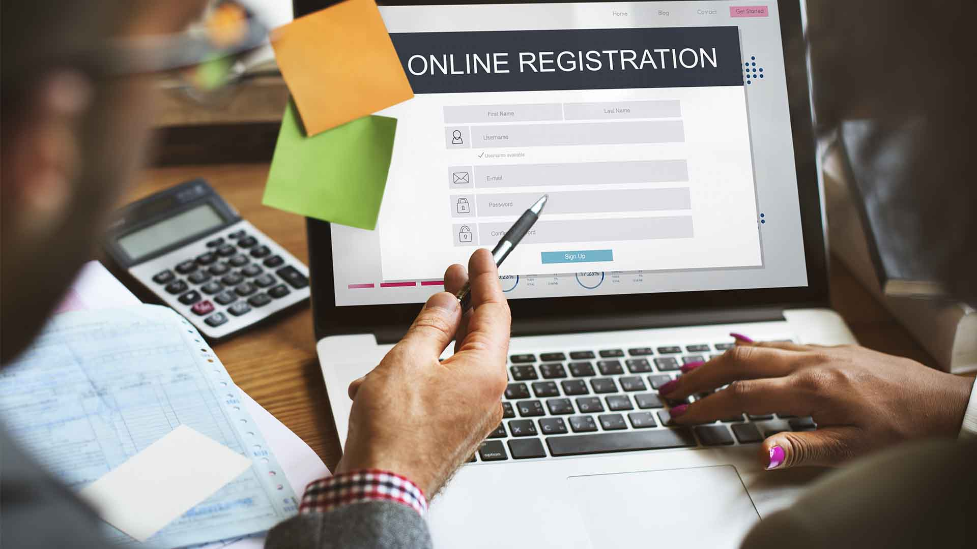 A world with Online Property registrations, can it be for real?