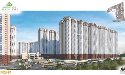 The Prestige Group Launches Prestige Jindal City In Bangalore
