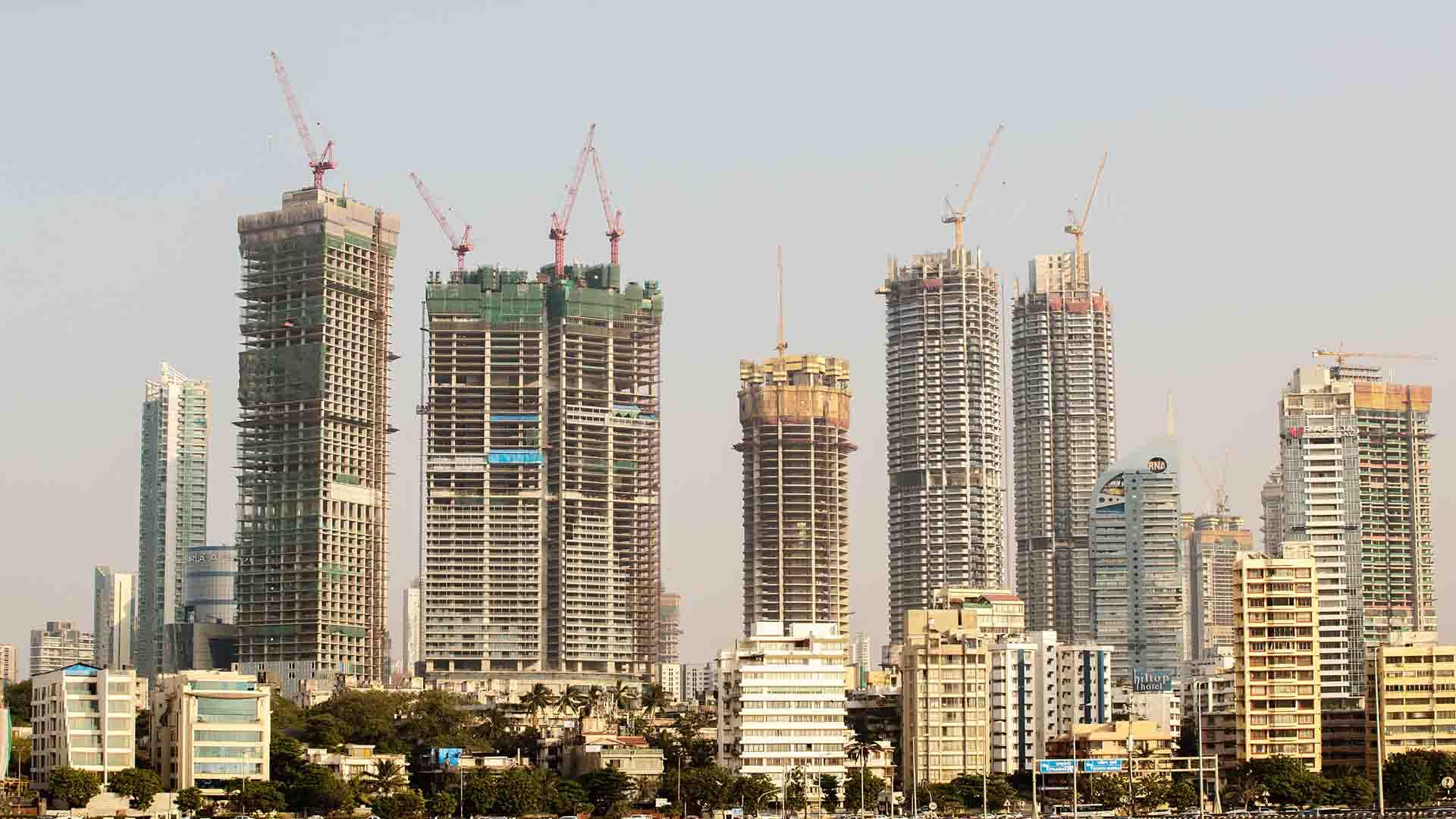 Mumbai Development Set Up 2034 Receives Government's NOD