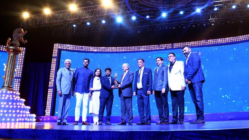 Mayfair Housing Wins Award at Golden Pillar Awards