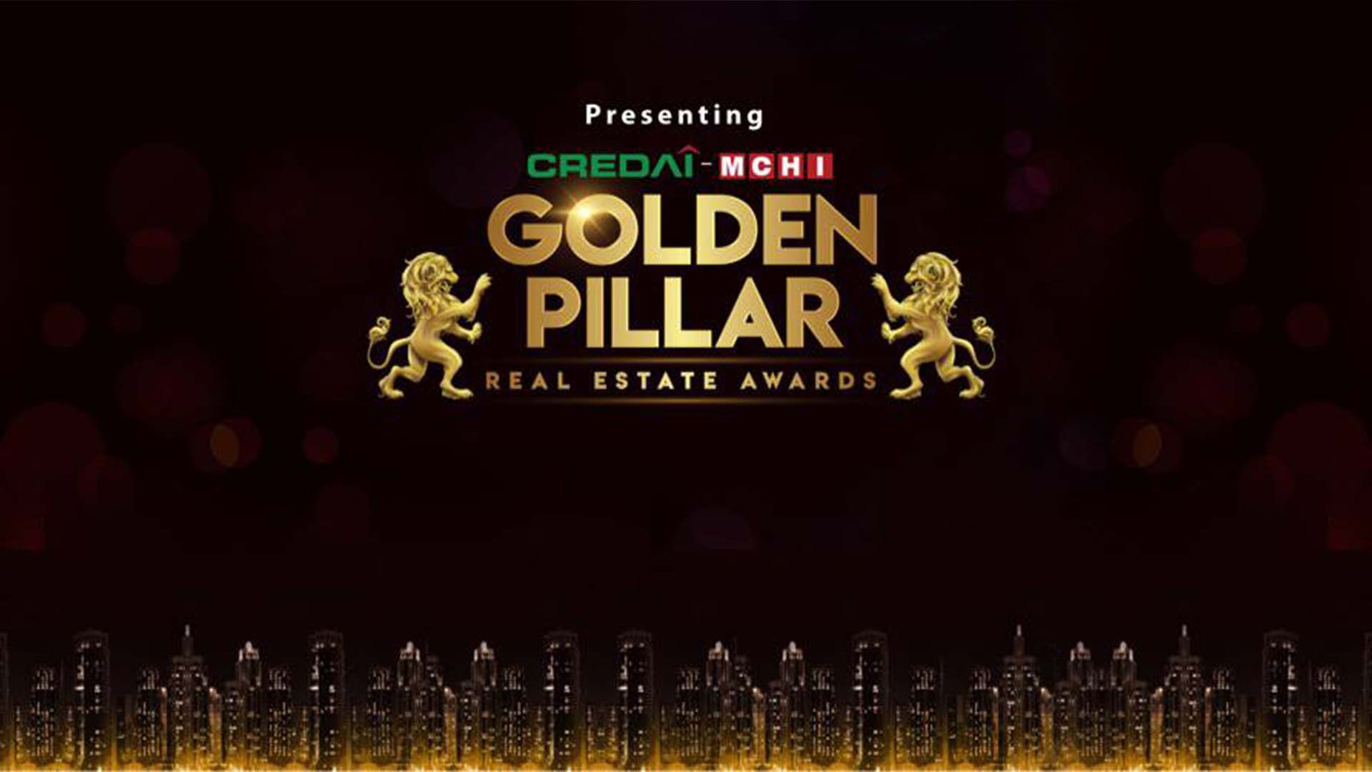 CREDAI-MCHI Golden Pillar Awards 2018