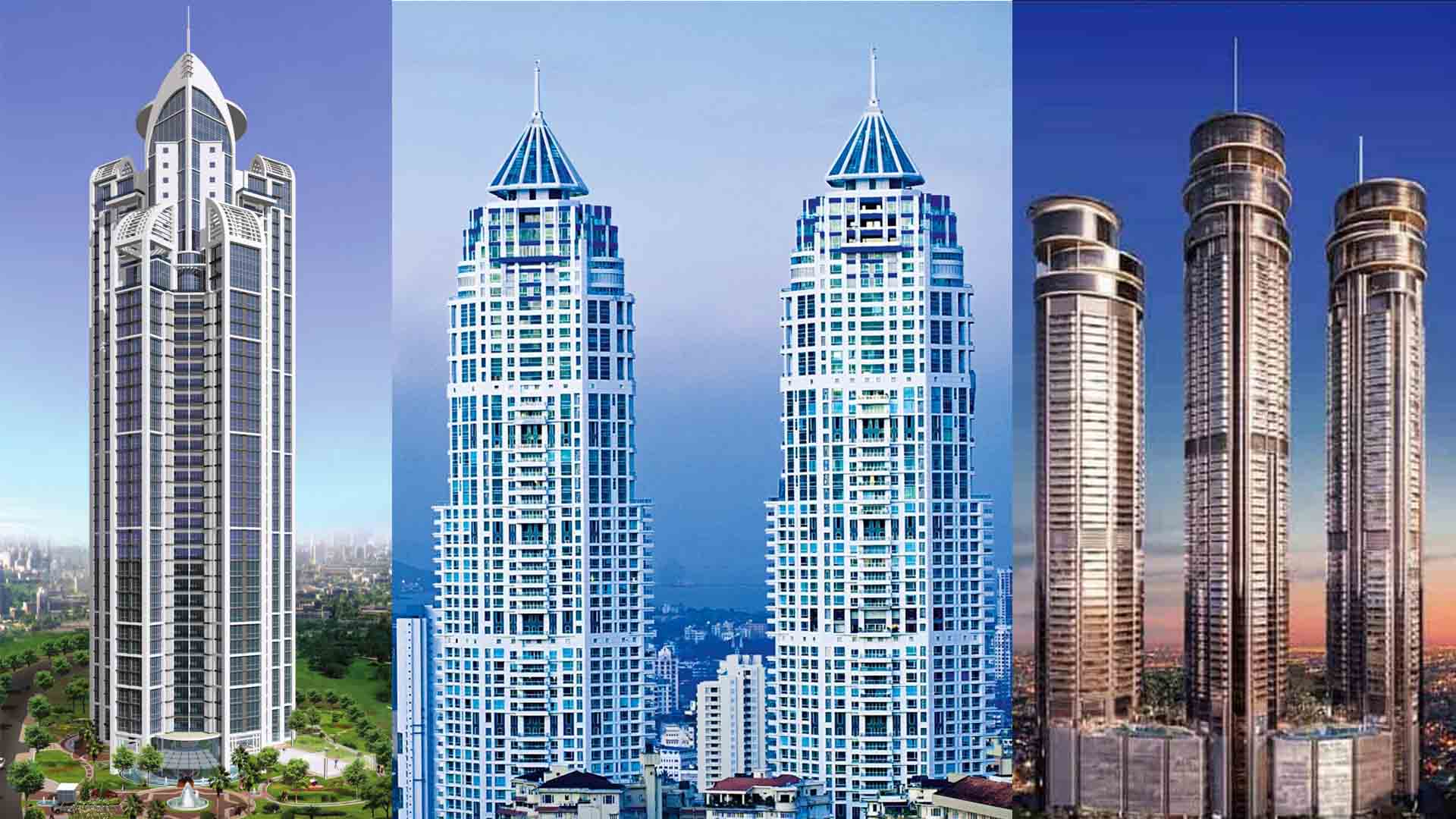 List Of Top 10 Tallest Building In Bangalore