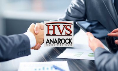 HVS and ANAROCK join forces to tap into India