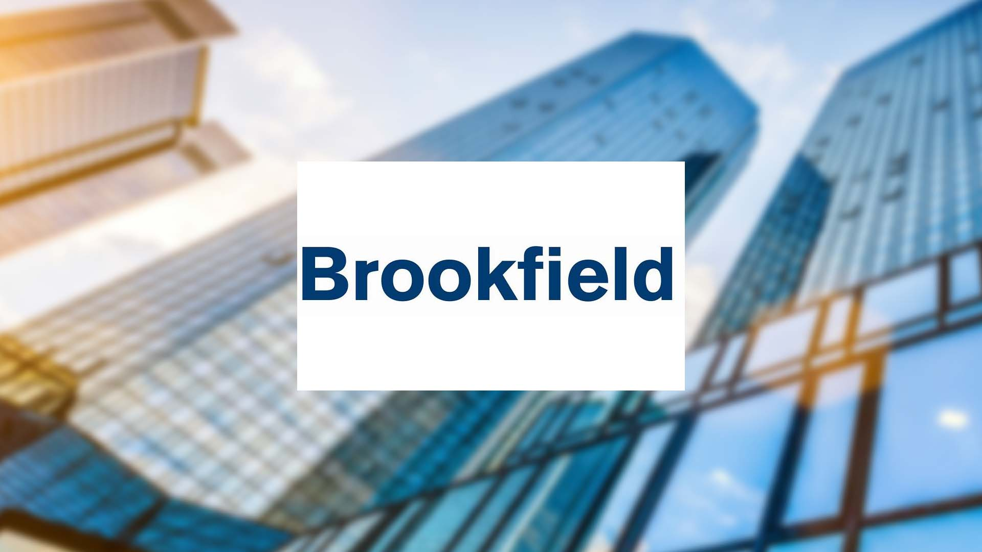 Brookfield To Procure RCom's Realty Assets Worth Rs. 800 Cr.