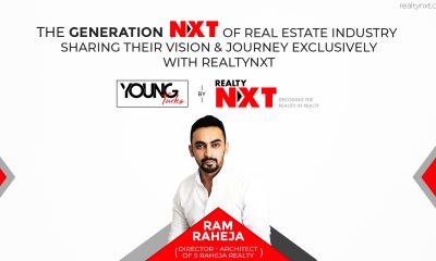 Young Turks - Featuring Mr. Ram Raheja of S Raheja Realty.
