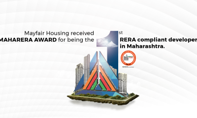 MahaRERA Completes One Year And Awards Mayfair Housing