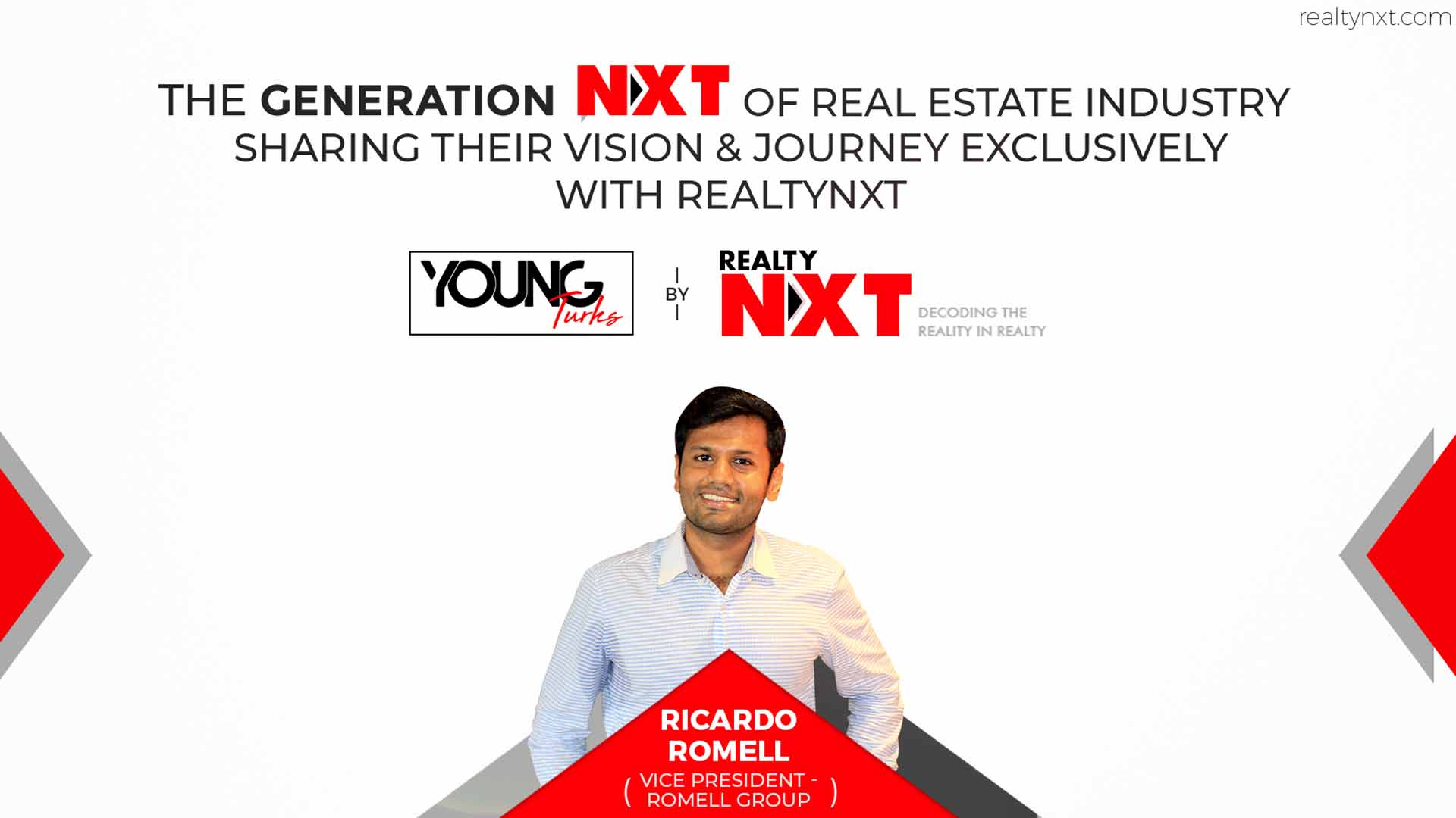 Young Turks - Featuring Ricardo Romell of Romell Group