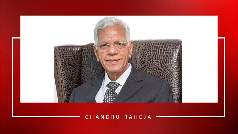Chandru Raheja (K Raheja Corp)