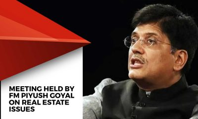 Finance Ministry To Address Real Estate Issues Today