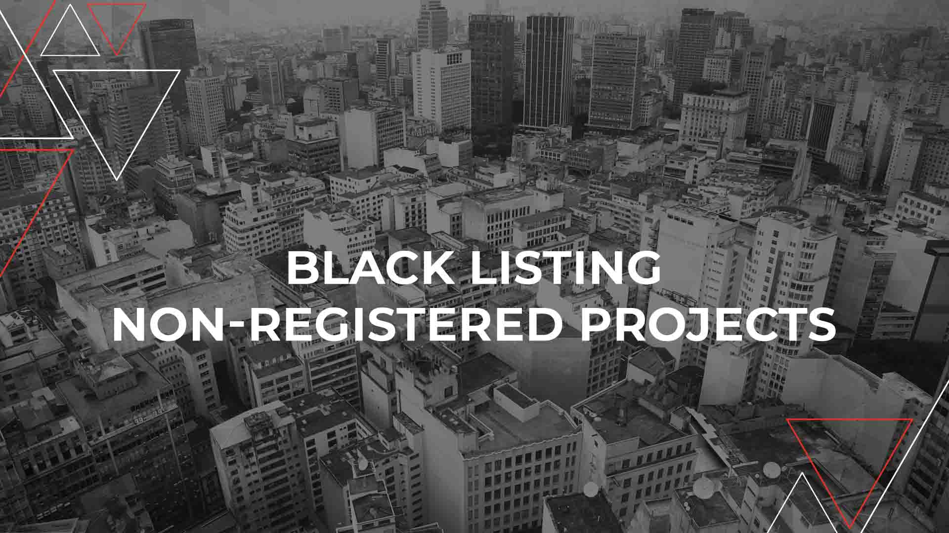Non-registered Housing Projects To Be Blacklisted In Karnataka