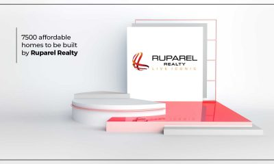 Ruparel Realty To Build 7,500 Affordable Homes In Mumbai By 2022