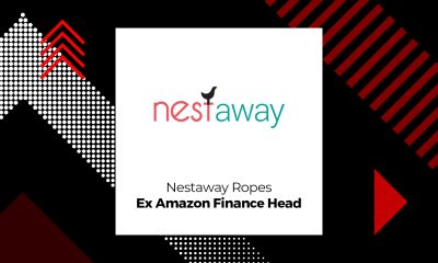Nestaway Hires Ex-amazon
