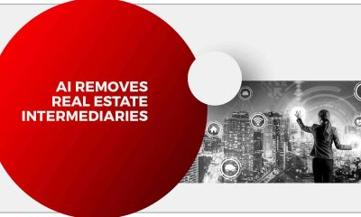 Real Estate Intermediaries Removed By AI To Create A Better User Experience